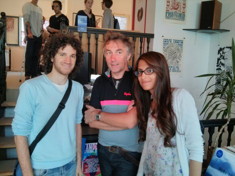 Meeting Yann Tiersen